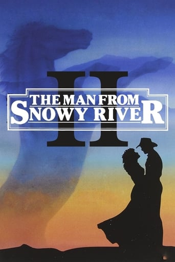 Poster of The Man From Snowy River II