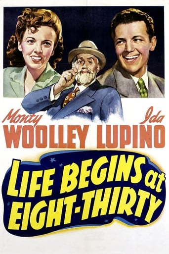 Poster of Life Begins at Eight-Thirty