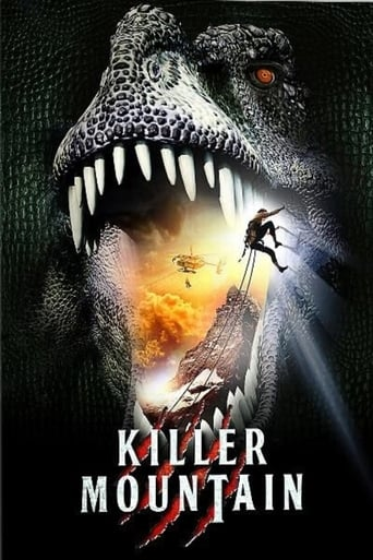 Poster of Killer Mountain