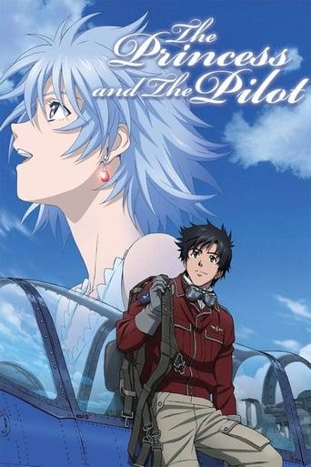 Poster of La princesa y el piloto