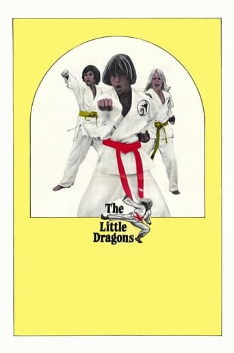 Poster of The Little Dragons