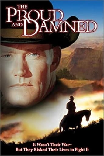 Poster of The Proud and Damned