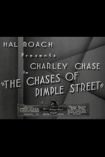 Poster of The Chases of Pimple Street