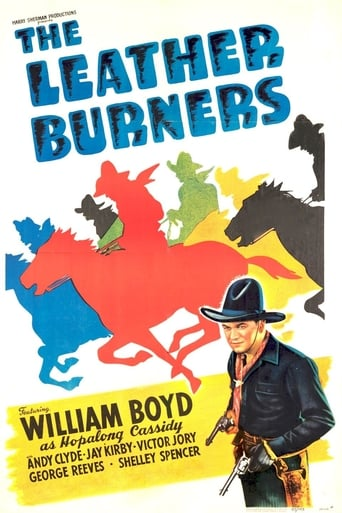 Poster of Leather Burners