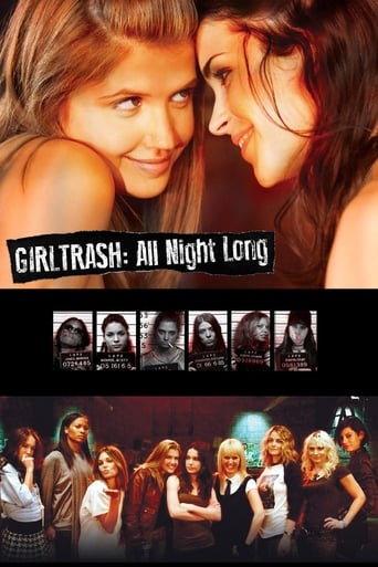 Poster of Girltrash: All Night Long