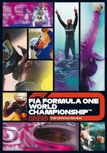 Poster of Formula 1: The Official Review Of The 2020 FIA Formula One World Championship