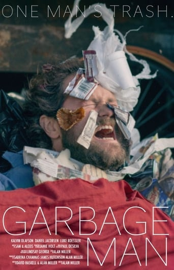 Poster of Garbage Man