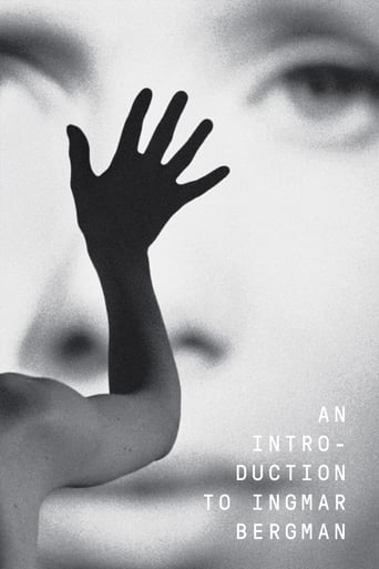 Poster of An Introduction to Ingmar Bergman