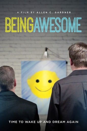 Poster of Being Awesome