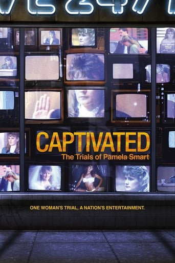 Poster of Captivated: The Trials of Pamela Smart