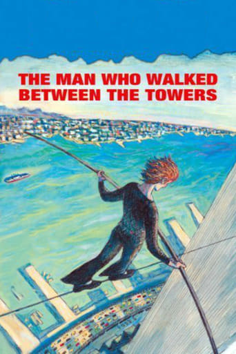 Poster of The Man Who Walked Between the Towers