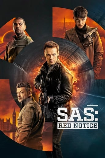 Poster of SAS: Red Notice