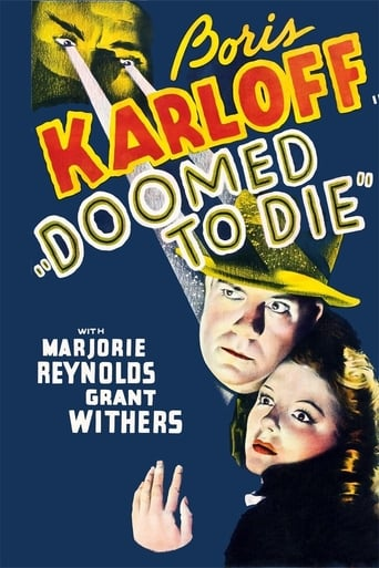 Poster of Doomed to Die