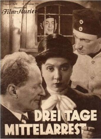 Poster of Drei Tage Mittelarrest