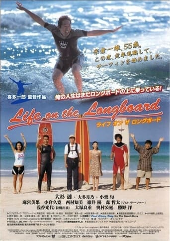 Poster of Life on the Longboard