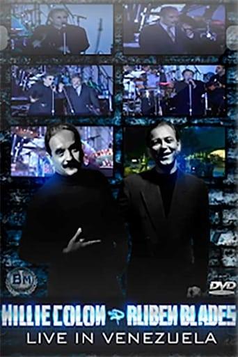 Poster of Willie Colón & Rubén Blades - Live In Venezuela