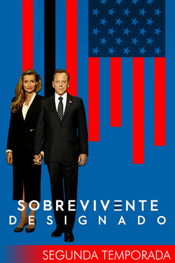 Designated Survivor 2ª Temporada - Poster