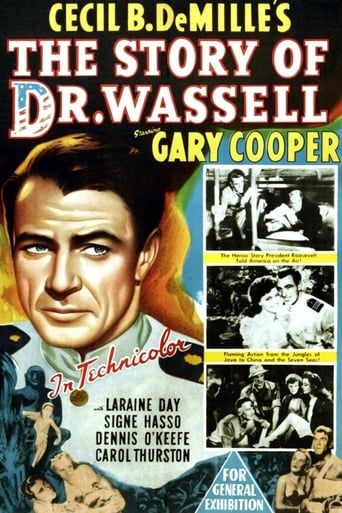 Poster of The Story of Dr. Wassell