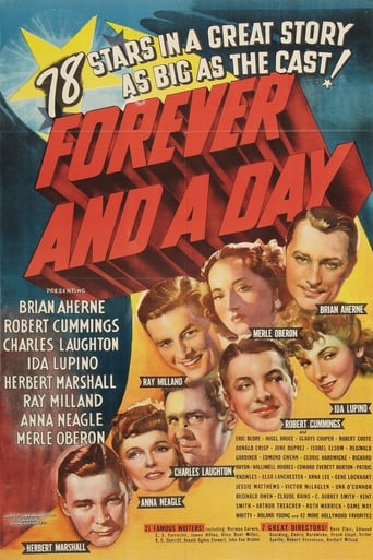 Poster of Forever and a Day