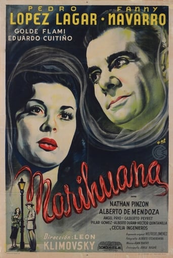 Poster of The Marihuana Story