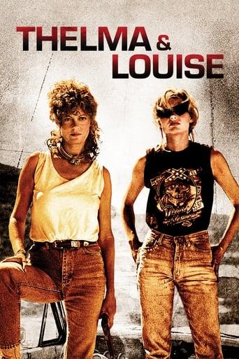 Filmplakat von Thelma & Louise