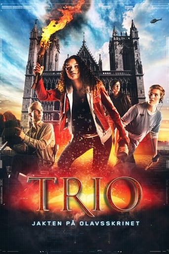 Poster of TRIO - The Hunt for the Holy Shrine