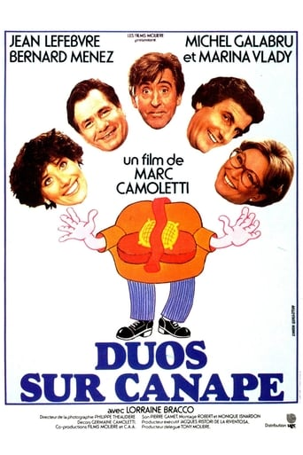 Poster of Duets on Sofa
