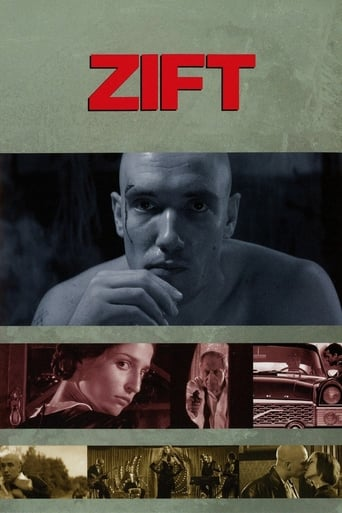 Poster of Zift