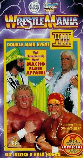 Poster of WWE WrestleMania VIII