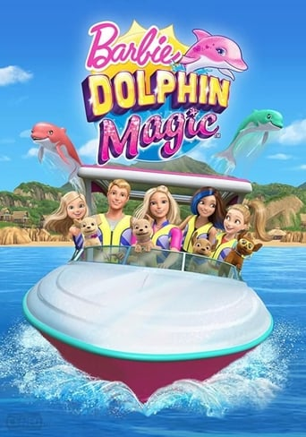 Poster of Barbie: Dolphin Magic