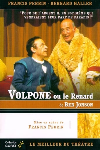 Poster of Volpone ou Le Renard
