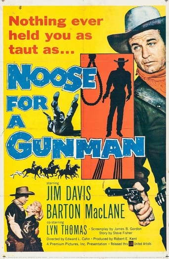 Poster of Noose for a Gunman
