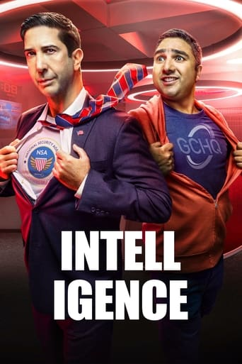 Poster of Intelligence