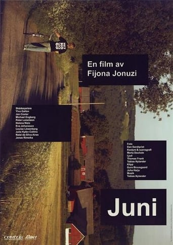 Poster of June