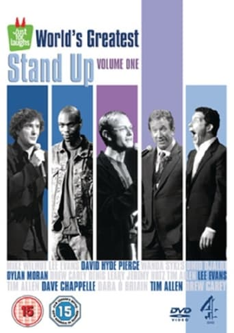 Poster of World's Greatest Stand Up: Volume One