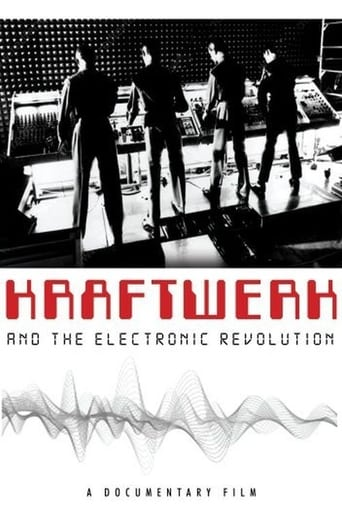 Poster of Kraftwerk and the Electronic Revolution