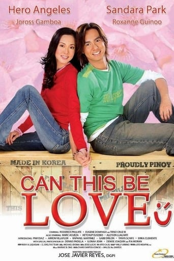 Poster of Can This Be Love