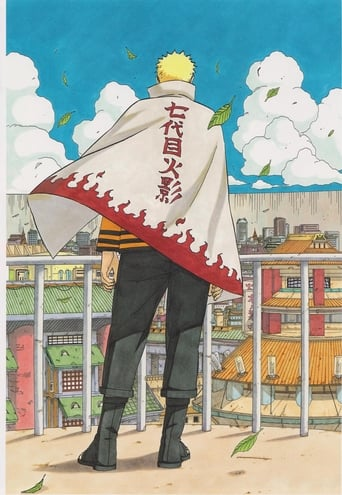 Poster of The Day Naruto Became Hokage