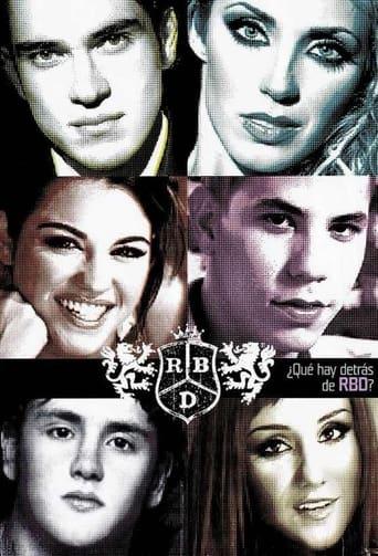 Poster of ¿Que Hay Detrás de RBD?