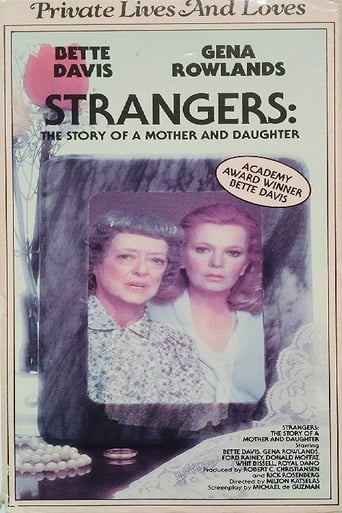 Poster of Strangers: The Story of a Mother and Daughter