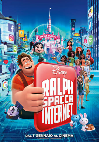 Poster of Ralph spacca Internet