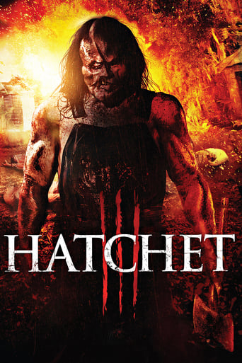 Poster of Hatchet III
