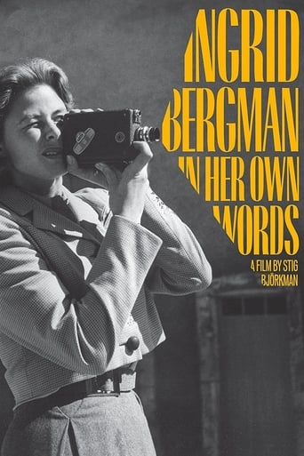 Poster of Ingrid Bergman: In Her Own Words