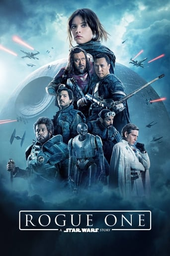 Filmplakat von Rogue One: A Star Wars Story