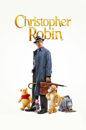 Poster of Christopher Robin