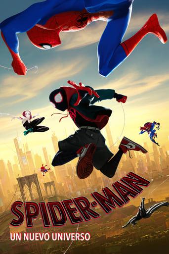 Poster of Spider-Man: Un Nuevo Universo