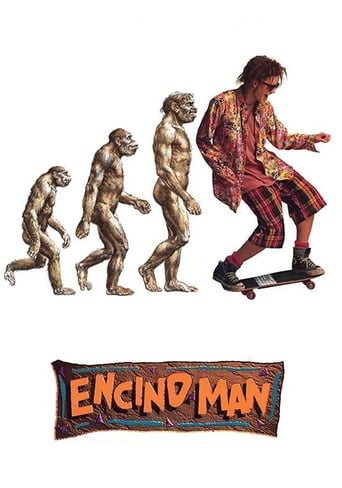 Poster of Encino Man