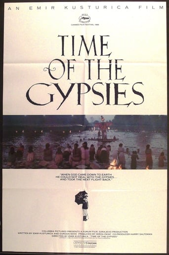 Time of the Gypsies poster