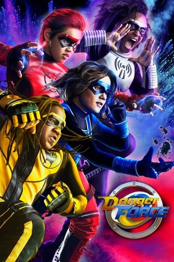 Poster of Danger Force
