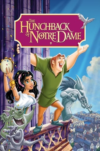 How old was Jim Cummings in The Hunchback of Notre Dame